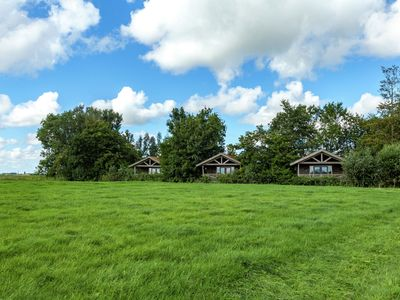 These chalets are located in the town of Westergeest