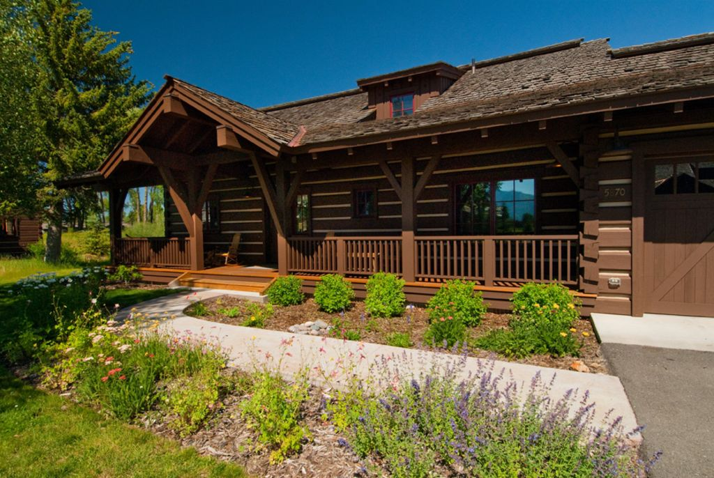 The Moose Creek Cabin At Jackson Hole Golf Vrbo