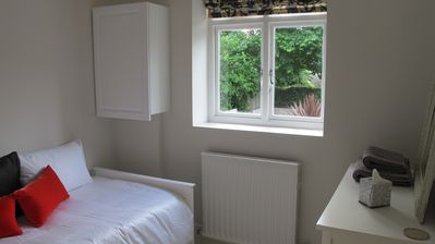 Bedroom 3, with Trundle day bed (2 single beds), perfect for kids or singles