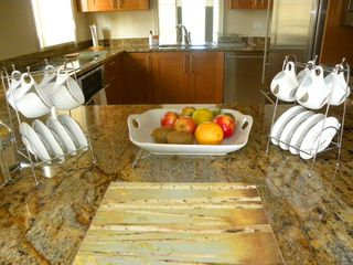 Rio Grande condo photo - Kitchen completely furnished