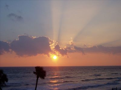 New Smyrna Beach condo rental - Wake up to this every morning
