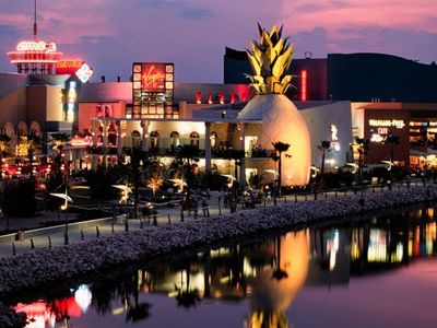 Downtown Disney in Orlando