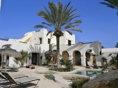 Bed and Breakfast in Djerba seaside house with pool