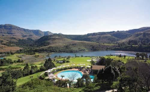 SunSwop at Drakensberg Sun Apartments and Sun Chalets - 2 Bedrooms