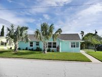 3/2 home right across the street from Florida's beautiful Madeira Beach.