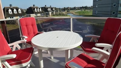 Comfortable, quiet apartment, directly behind the dunes, about 350 meters to the sea