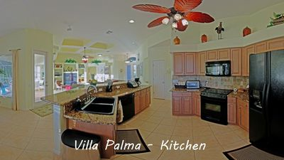 Villa Palma Florida Cape Coral - Kitchen