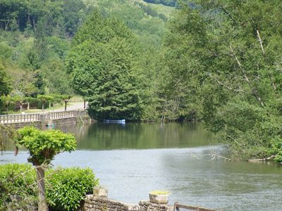 Riverside Holiday Home . Short walk to two Excellent Riverside Restaurants*****
