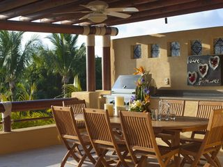 Punta Mita villa photo - Great outdoor space to grill and entertain