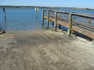 Boat ramp 2 minute walk away from your vacation home. Bring your Boat! - St. Augustine house vacation rental photo