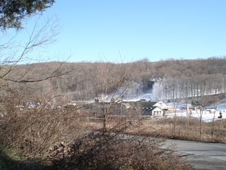 Shawnee townhome photo - Early Winter Ski Slopes at Shawnee Ski