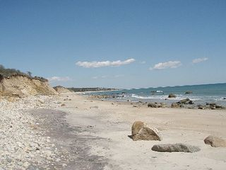 Chilmark house photo - Squibnocket beach.