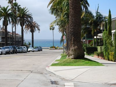 One block to beach access in one of the nicest beach neighborhoods in the world!