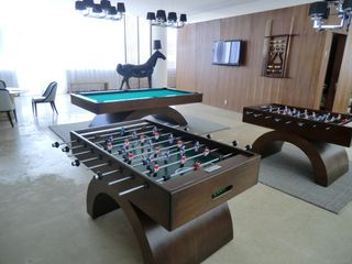 Nuevo Vallarta condo photo - Lots of amenities. Game room for the young and young at heart.