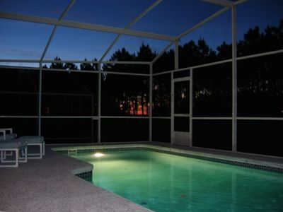 Highlands Reserve house rental - Enjoy the sunset with a glass of wine