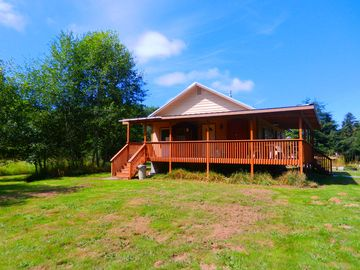 Westport cabin rental - Johns River Cabin