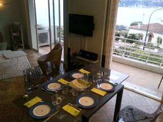 Saint-Jean-Cap-Ferrat condo photo - View of Villefranche-dur-mer Bay
