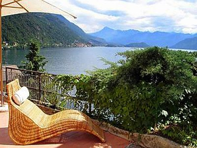 Argegno apartment rental - Stunning lake views from M on the Lake