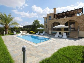 Villas, Polis  in Um Paphos - 8 persons, 4 bedrooms