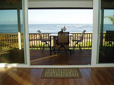 Kekaha house rental - You will never tire of the ocean and sunset views!