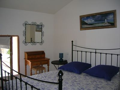 A bedroom - (There are two bathroom ensuite)