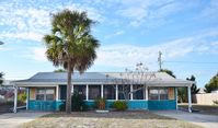 Feel the Ocean Breeze! this Beach Front home has it all!!