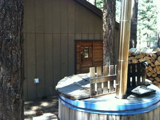 Pioneer Trail chalet photo - Sauna & Hot Tub