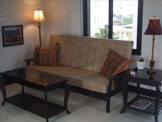 Comfortable Large Couch - Da Nang villa vacation rental photo