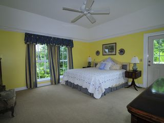 Vero Beach house photo - West master bedroom