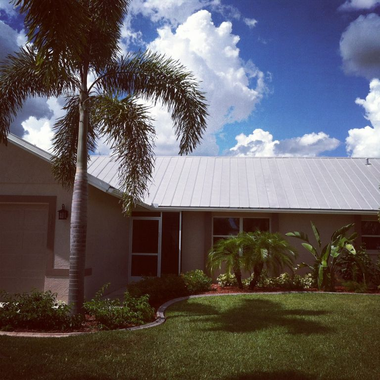 Cape Coral house rental - Welcome to Casa Sienna