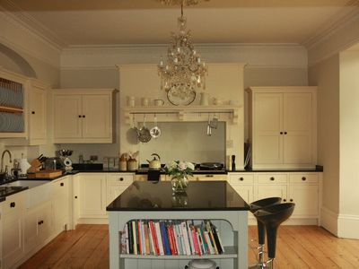 Bath & North East Somerset chateau / country house rental - Kitchen 1