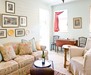 Charleston cottage photo - Sitting Room
