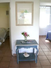 Vieques Island house photo - Welcome Table