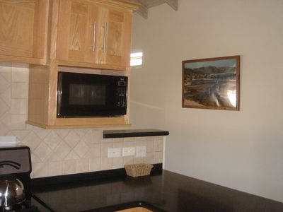 Rockley villa rental - Kitchen/Casual Dining Area