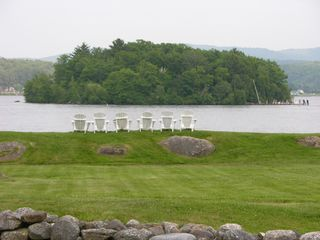 Laconia townhome photo - View of Paugus Bay Lake Winnipesaukee from South Down Shores