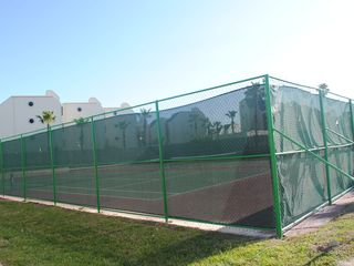 South Padre Island condo photo - Tennis courts