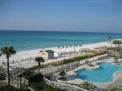 piso para 6 en Sterling Sands Destin
