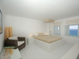 Mykonos villa photo - Loft