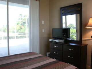 Vacation Homes in Marco Island house photo - Guest Room with Private Entrance to Lanai