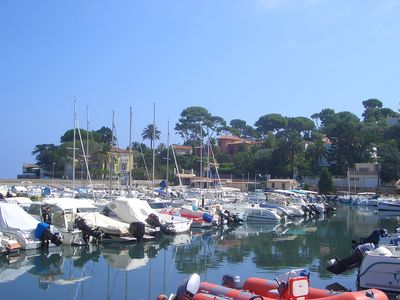 Antibes apartment rental - Nearby Harbour