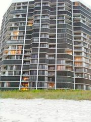 Hutchinson Island condo photo - View of the building from the beach