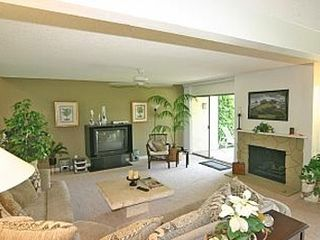 Rancho Mirage condo photo - Spacious living area
