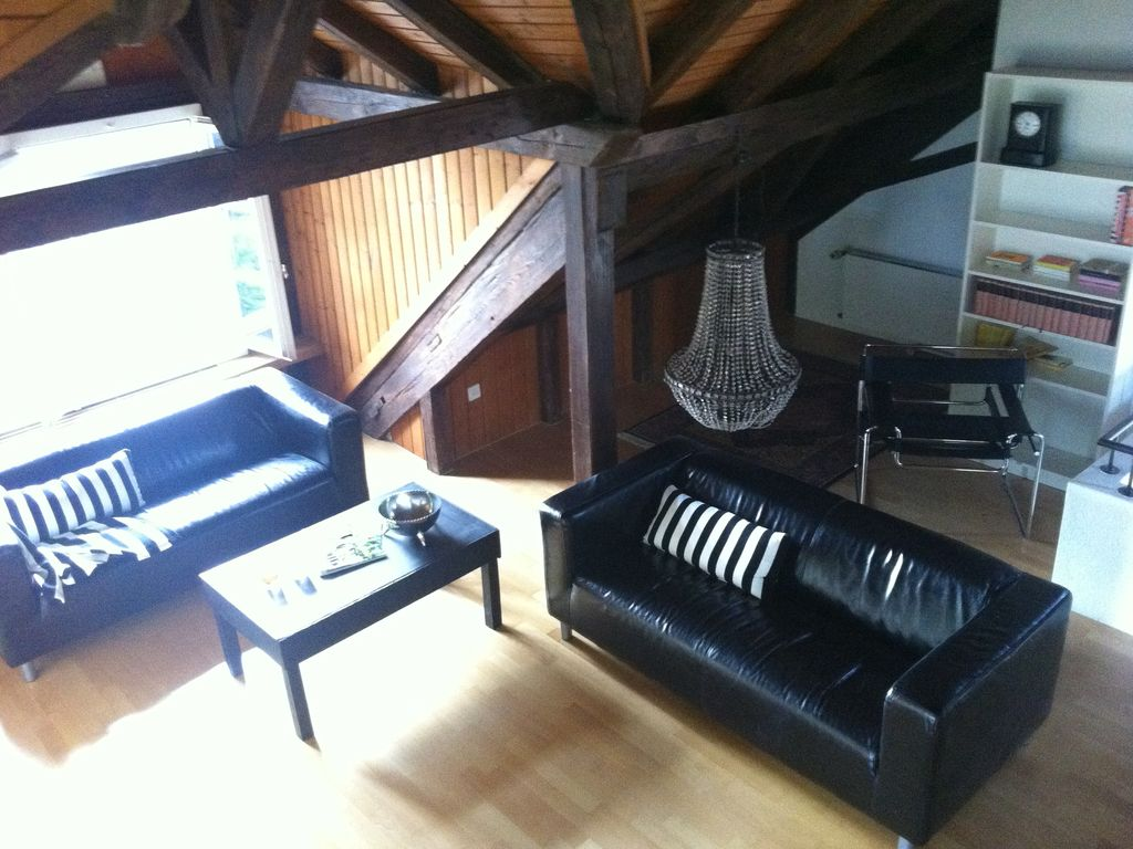 Holiday apartment, 100 square meters , Letten, Switzerland