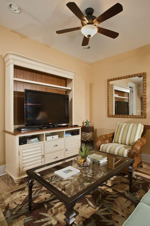 "Entertainment Center: 46"" TV, Google TV System & Bose Sound System!"