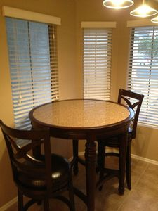 San Tan Valley house rental - Kitchen breakfast nook.