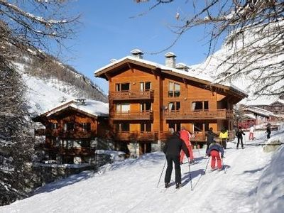 Val d'Isere Centre Village apartment rental - Chalet at the foot of the slopes