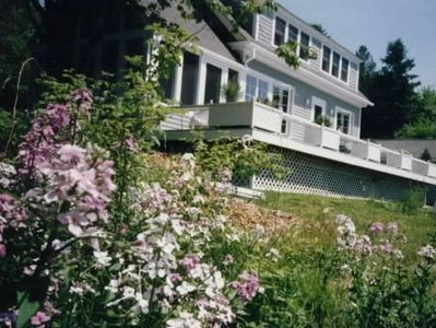 Stonington Guest House in Spring