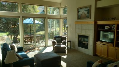 SUNNY, SPACIOUS and ALL NEW FURNISHINGS !