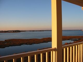Fenwick Island townhome photo - At the end of the day, let the Bay captivate and mesmerize you as the sun sets