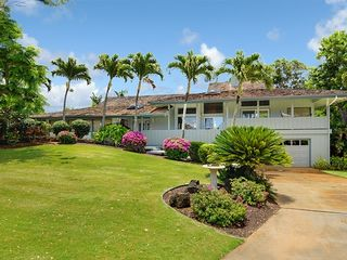 Poipu house photo - Hawaiian Hibiscus rental home in Kiahuna Golf